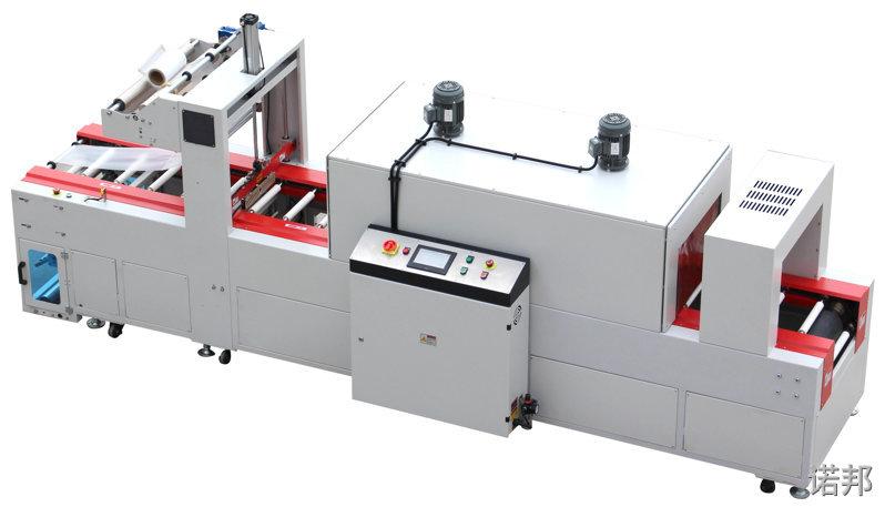 全自动袖口式圆型焊丝封切收缩包装机