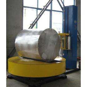 称重式圆筒纸业缠膜机