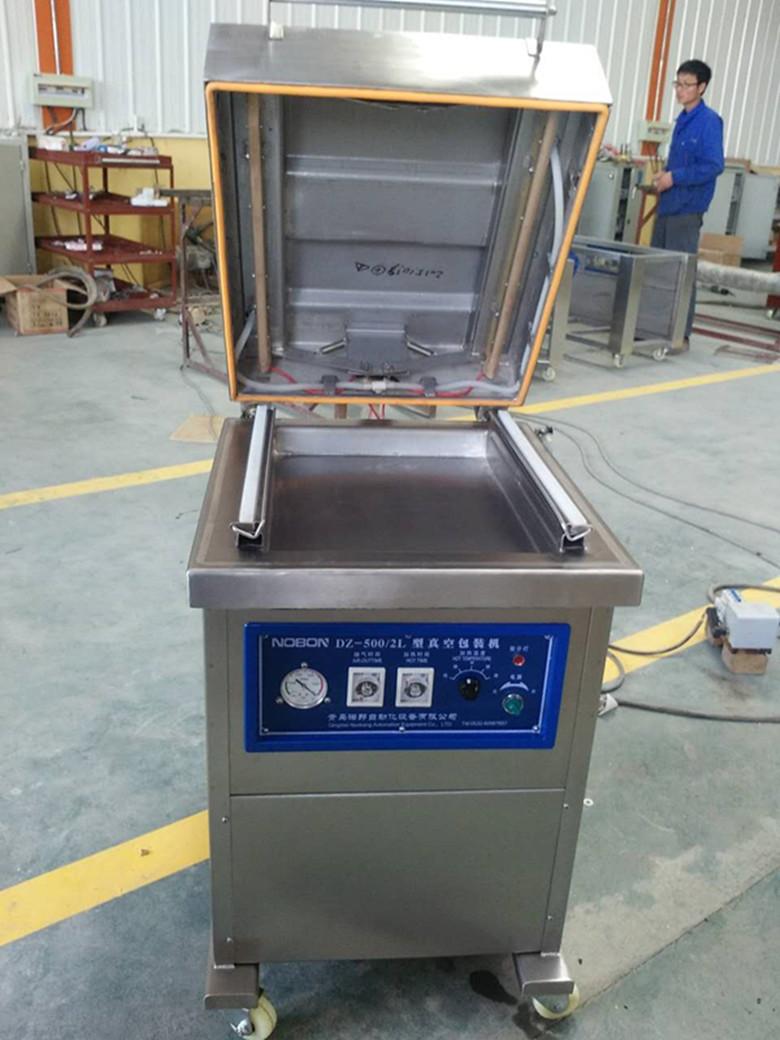 单室真空包装机DZ500/2L