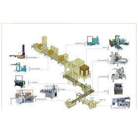 自動化包裝線【自動化生產線】